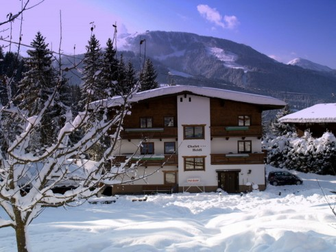 Chalet Heidi in Winter