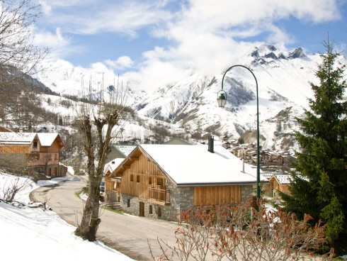 Chalet Alpage and it\'s stunning views!